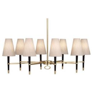 Jonathan Adler Ventana - Eight Light Chandelier