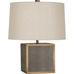 "Anna - 20.25"" One Light Table Lamp"