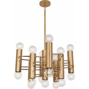 Jonathan Adler Milano - Seventeen Light Pendant