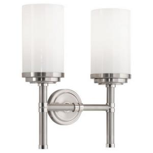Halo - Two Light Wall Sconce