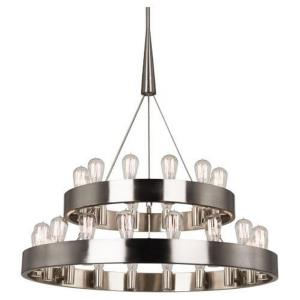 Rico Espinet Candelaria - Thirty Light 2-Tier Chandelier