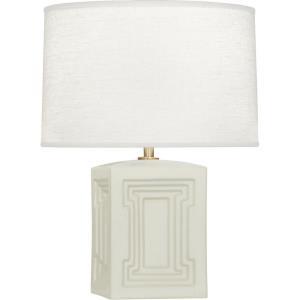 """Williamsburg Nottingham - 18.13"""" One Light Table Lamp"""