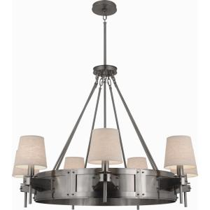 "Rico Espinet Caspian - 46.25"" Seven Light Large Chandelier"