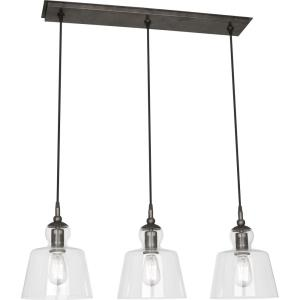 Albert - Three Light Pendant
