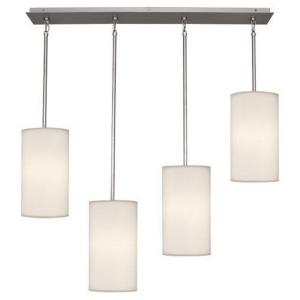 Echo - Four Light Linear Pendant