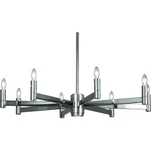 Delany - Nine Light Round Chandelier
