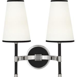 Jonathan Adler Voltaire - Two Light Wall Sconce