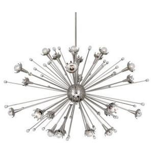Jonathan Adler Sputnik - Twenty-Four Light Large Chandelier