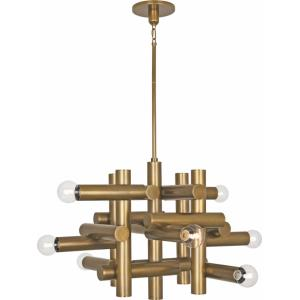 Jonathan Adler Milano - 8 Light Chandelier