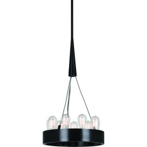 Rico Espinet Candelaria - Nine Light Small Chandelier