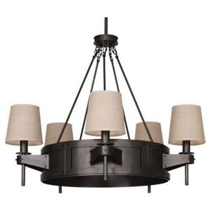 Rico Espinet Caspian - Five Light Chandelier