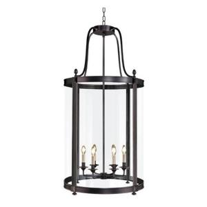 Blake-6 Light Pendant-22.63 Inches Wide by 44.75 Inches High