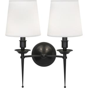 Cedric - Two Light Wall Sconce
