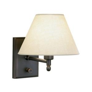 David Easton Meilleur - One Light Fixed Arm Wall Sconce