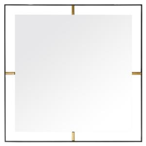 Framed - 20 Inch Square Wall Mirror