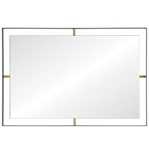 Framed - 30 Rectangular Wall Mirror
