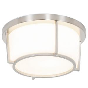 "Smart - 10"" 11.25W 1 LED Flush Mount"
