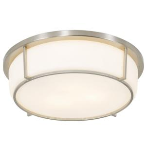 Smart - Two Light Flush Mount
