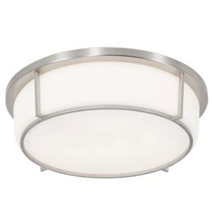 Smart - 13 Inch 16.25W 1 LED Flush Mount