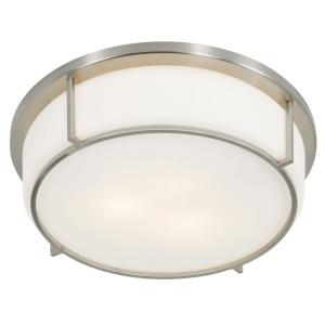Smart - Three Light Flush Mount