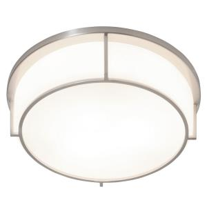 "Smart - 17"" 20W 1 LED Flush Mount"