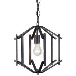 Offset - One Light Pendant