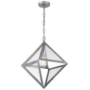 Overrule - One Light Diamond Pendant