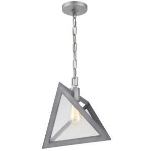 Overrule - One Light Triangular Pendant