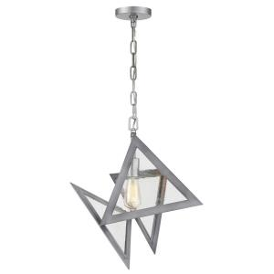 Overrule - One Light Abstract Pendant