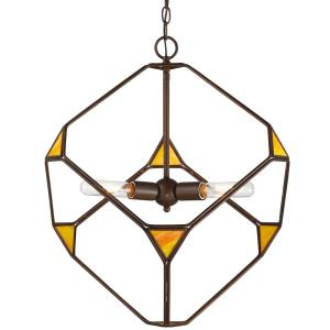 Cubert - Three Light Cube Pendant