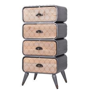 Darby - Four Drawer Accent Table