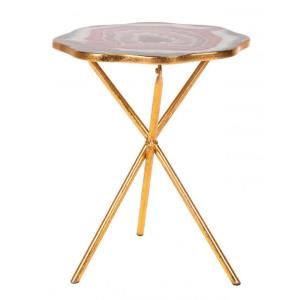 Angelo - 18.5 Inch Round Side Table