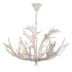 Birch - Six Light Chandelier