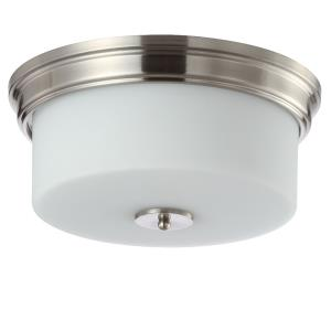 Dalen - 15 Inch 8W 2 LED Flush Mount