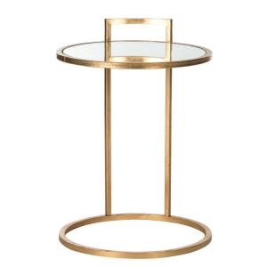 Calvin - 24 Inch Round End Table
