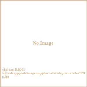 Byram - 20.5 Inch Greek Key Glass Top End Table
