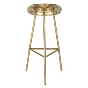 Addison - 30 Inch Wire Weaved Contemporary Bar Stool