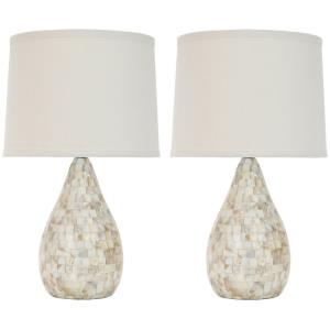 Lauralie - Two Light Table Lamp (Set of 2)