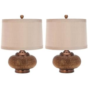 Alexis - Two Light Table Lamp (Set of 2)