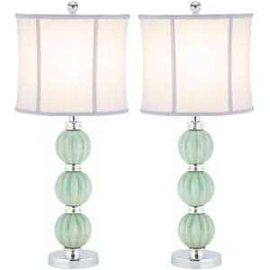 Stephanie - Two Light Globe Table Lamp (Set of 2)