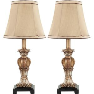 Gabriella - Two Light Mini Urn Table Lamp (Set of 2)