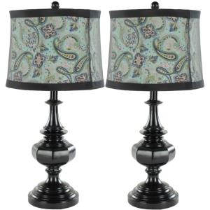 Olivia - Two Light Urn Table Lamp (Set of 2)