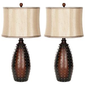 Santa - Two Light Table Lamp (Set of 2)