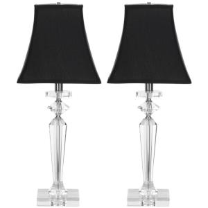 Harlow - Two Light Crystal Table Lamp (Set of 2)