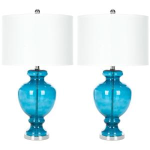 Morocco - Two Light Table Lamp (Set of 2)