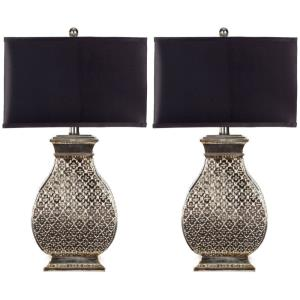 Malaga - Two Light Table Lamp (Set of 2)