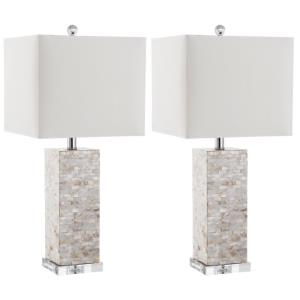 Homer - Two Light Table Lamp (Set of 2)