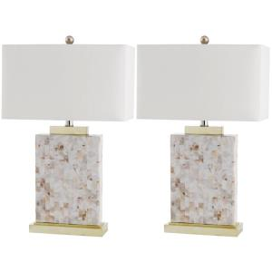 Tory - Two Light Table Lamp (Set of 2)