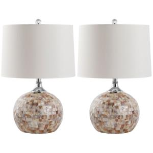 Nikki - Two Light Table Lamp (Set of 2)