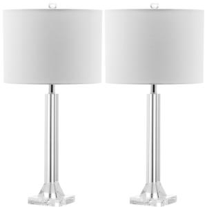 Tyrone - Two Light Column Table Lamp (Set of 2)